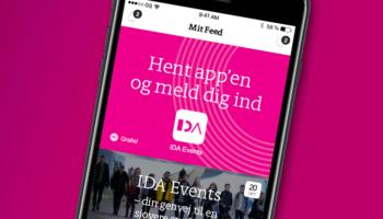 Hent IDA event app